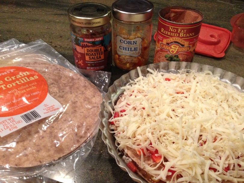 basic starting ingredients