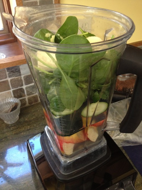 Salad in a Glass