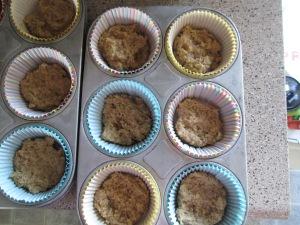 """""""Crust"""" in the Muffin Tins"""